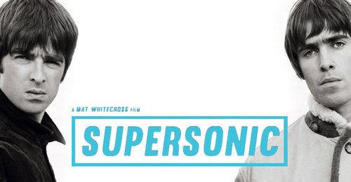 ロックバンド「オアシス」のドキュメント映画「スーパーソニック」